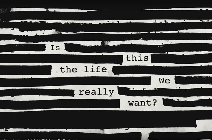 #Recomendación 'ls this the life we really want?' de Roger Waters