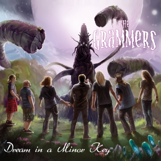 The Grammers - Dream in a Minor Key 3000x3000