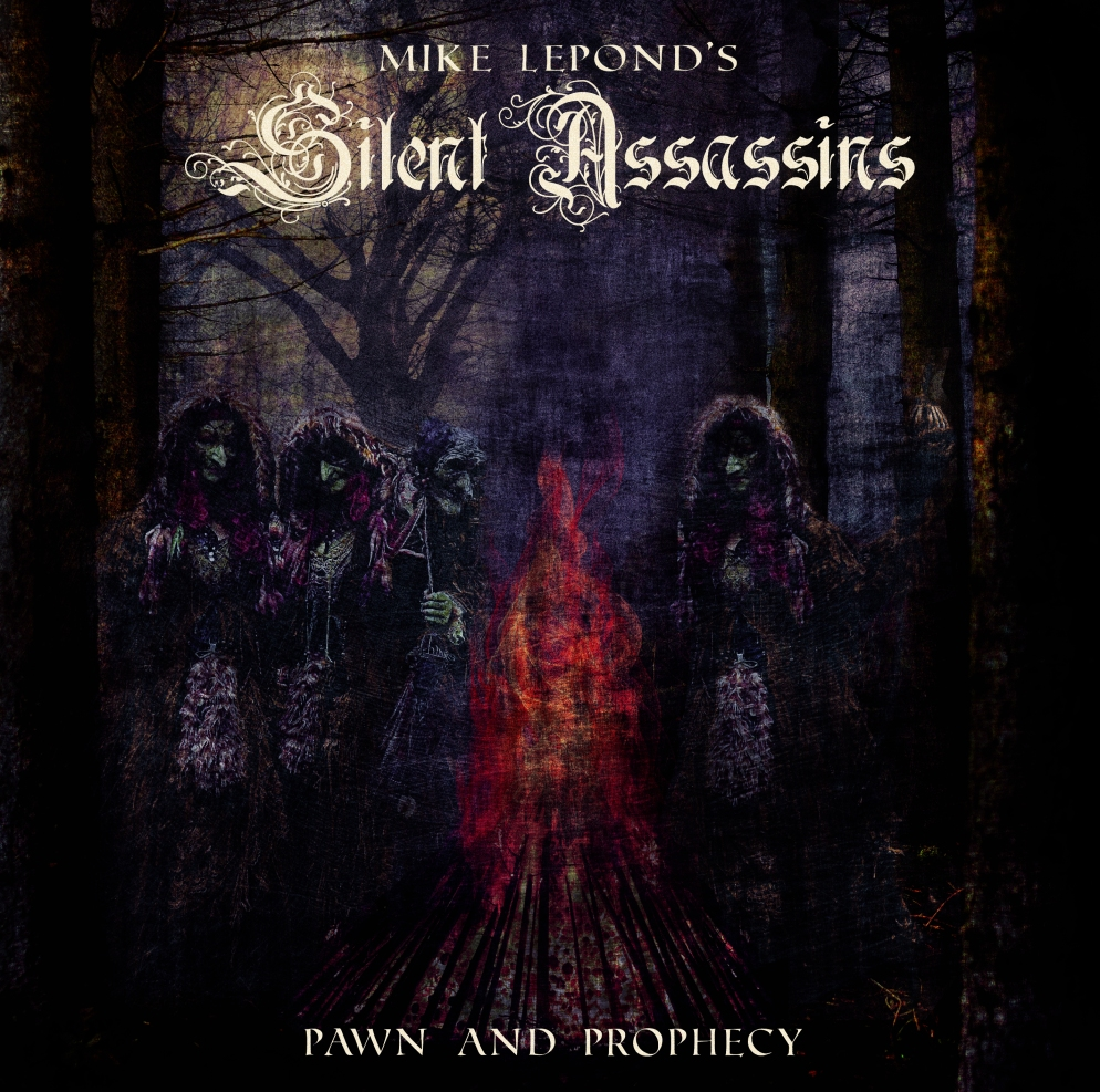 Mike Lepond's Silent Assassins - pap COVER HI