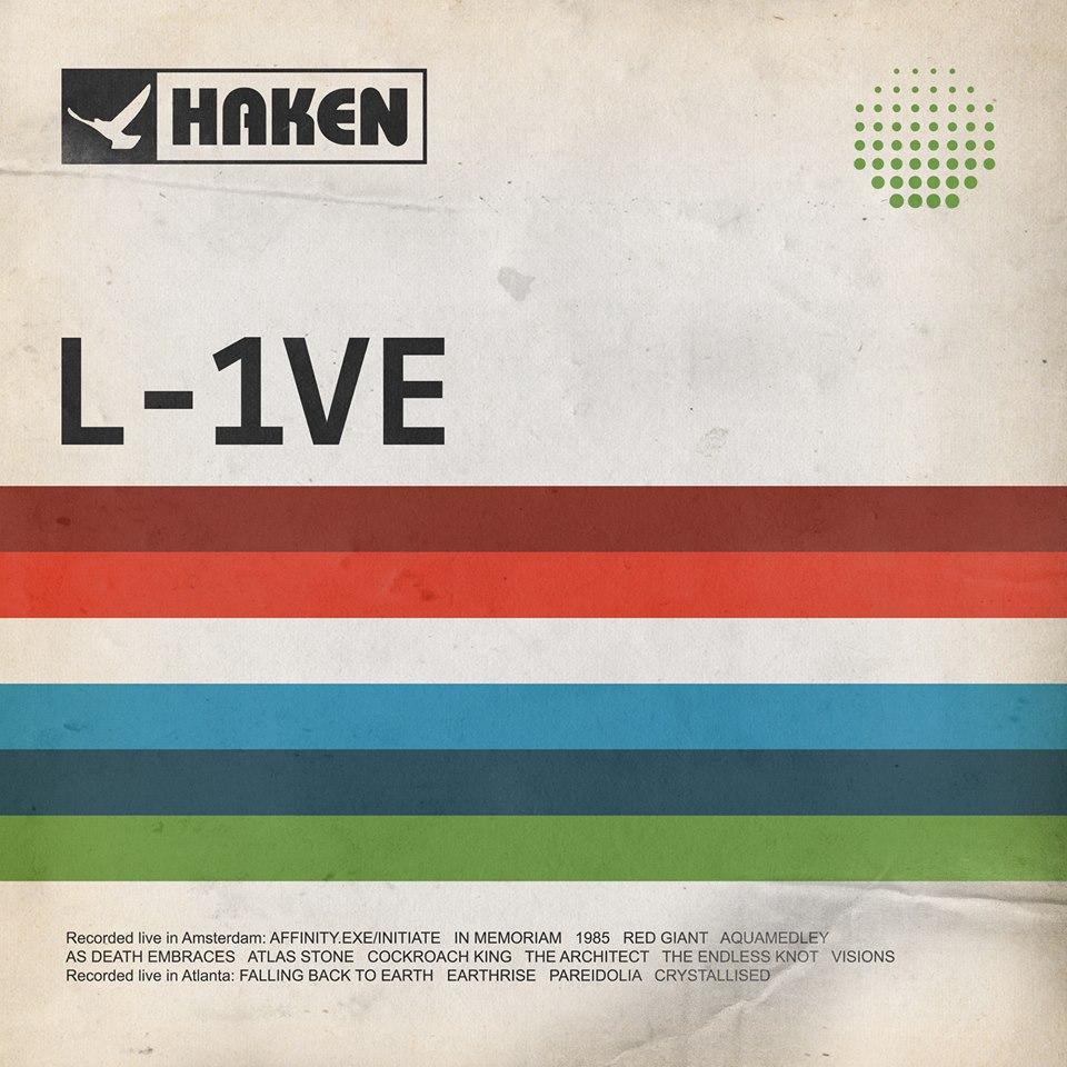 Haken live cd